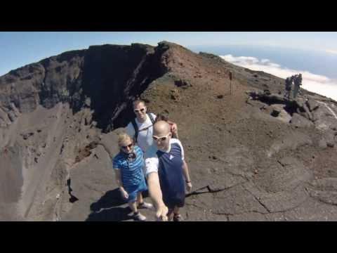 Réunion - Randonnée au Piton de la Fournaise (18 novembre 2013)