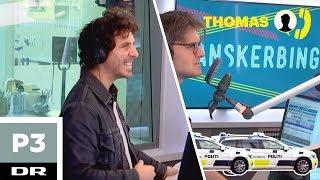 Politimand Thomas' søde tand | Danskerbingo | DR P3