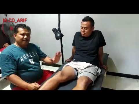 Fatal....!!! Bila Cedera lutut ligamen ACL di buat Olahraga