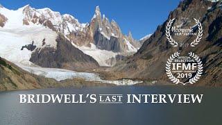 Jim Bridwell's Last Interview