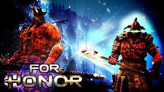 [For Honor] DANCE OF DEATH With Zero Craic!