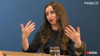 """""""Es kommt eine schwierige Zeit auf Kosova zu.."""" - Vjollca Hajdari zur EU Mitgliedschaft des Kosovo"""