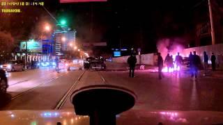 Жуткое ДТП на Куйбышева в Екатеринбурге 12 04 2014