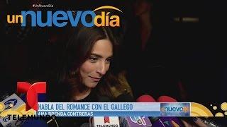 Ana Brenda Contreras acepta tener un romance con Iván Sánche…