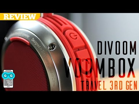 Review Divoom Voombox 3rd Gen - Bluetooth Speaker KILLER - indonesia