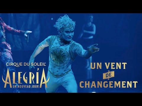 ALEGRIA Un Vent de Changement | Cirque du Soleil