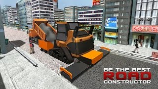 City Builder Road Construction - Best Android Gameplay HD