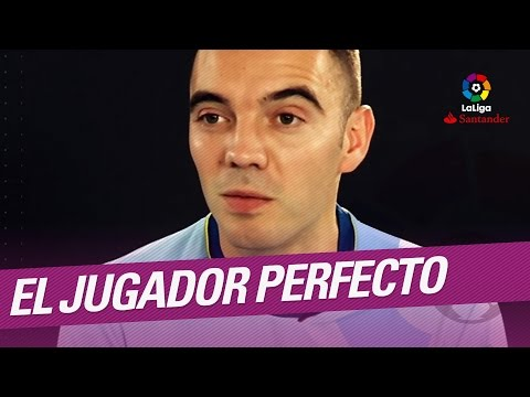 El Jugador Perfecto de... Iago Aspas, jugador del RC Celta
