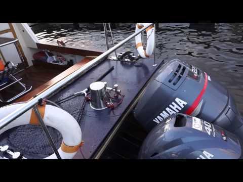 Рыболовный катер
