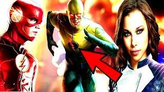Reverse Flash RETURNS With CICADA!?  - The Flash Season 5