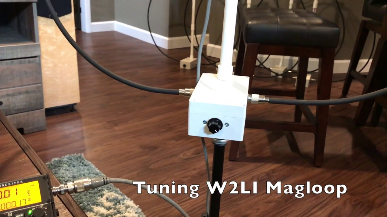 Mag Loop Antenna Review
