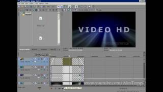 Sony Vegas Pro 9 For YouTube Video HD