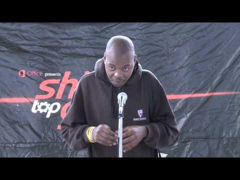 The Shift Gear Challenge -- University of KwaZulu Natal-  #113 Thabiso Ngcamphalala