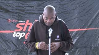 The Shift Gear Challenge -- University of KwaZulu Natal-  #113 Thabiso Ngcamphalala