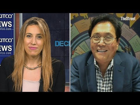 Dollar Will Be Replaced By Gold And Bitcoin By 2040 – Robert Kiyosaki (Part 2)