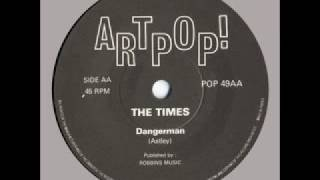 the theme from dangerman THE TIMES