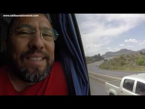 Eddie Vlog # 33. Viajando por tierra en Mexico.