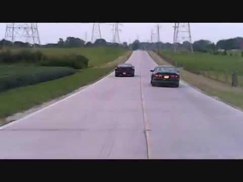 1995 Trans Am Vs 1999 Buick Regal Gs