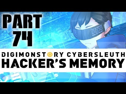 Digimon Story Cyber Sleuth Hacker's Memory English Playthrough with Chaos part 74: Navit Returns