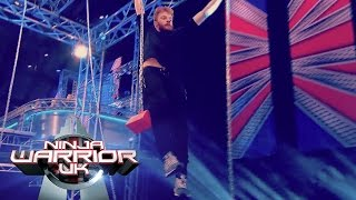 Toby Segar runs the course like Shergar | Ninja Warrior UK