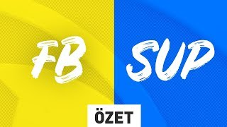 1907 Fenerbahçe ( FB ) vs Bahçeşehir SuperMassive ( SUP ) Maç Özeti   2019 Yaz Mevsimi 5. Hafta