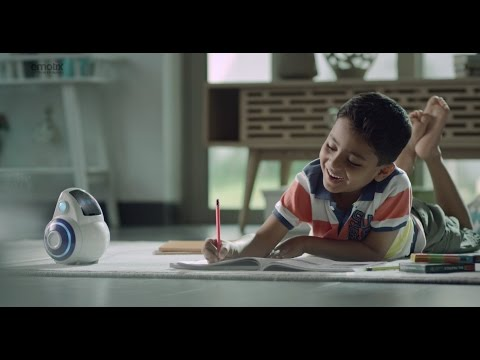 Meet Miko — India's First Companion Robot | Smartphone Enabled