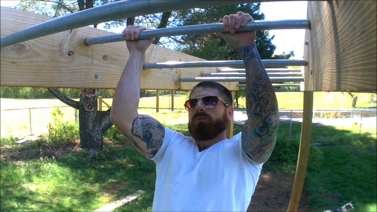 Diy Monkey Bars Youtube