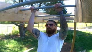 DIY Monkey Bars