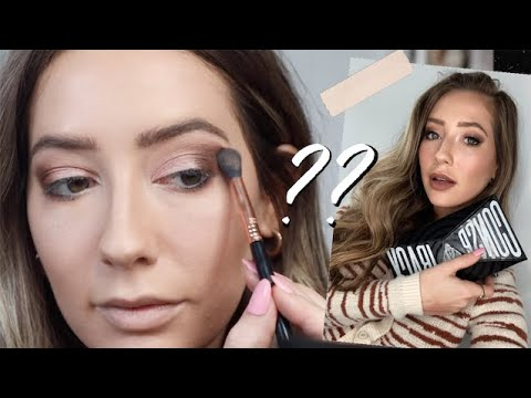 WEARABLE, EVERYDAY MAKEUP TUTORIAL USING SHANE X JEFFREE CONSPIRACY PALETTE! | Caitlin Bea thumbnail