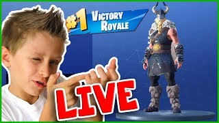 Magnus WINS AGAIN!!!! Victory Royale on LIVE STREAM!