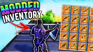 I Took This Hackers Modded Inventory! (Scammer Gets Scammed) In Fortnite Save The World