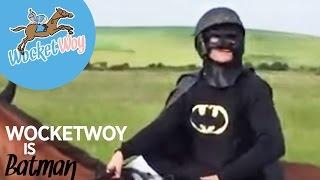 Wocket Woy & Batch, Batman.