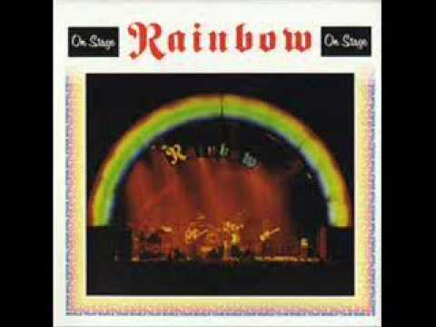 Rainbow-Mistreated-On Stage