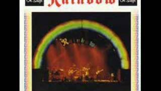 Rainbow-Mistreated-On Stage
