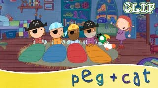 peg cat counting to 20