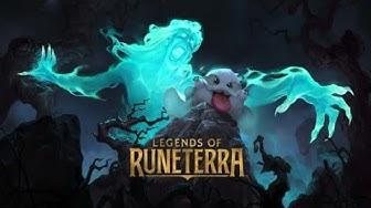 Comparando Runeterra con otros juegos de cartas con @Snoody