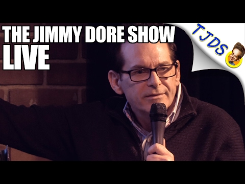 The Beginning: Progressives Taking Over  -- LIVE The Jimmy Dore Show!
