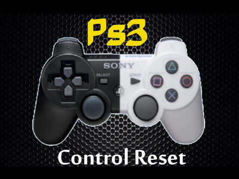 Ps3 Reset