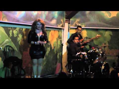 Tifany Espectacular Jenny Rivera (le Salio Lo Vicente Fernandez)