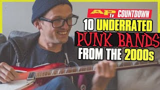 10 Underrated Punk Bands from the 2000s That Should Have Been MASSIVE