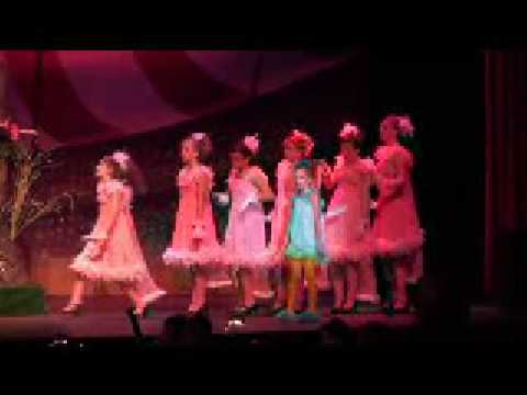 All for You - Gertrude McFuzz - Seussical The Musical - (Gracie Vaughan)