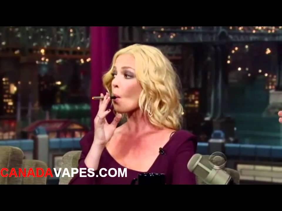 Katherine heigl amp david letterman vape electronic cigarettes youtube