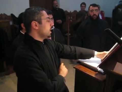 O Joyous Light in Arabic at the Holy Cross Seminary Chapel