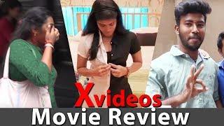 vuclip X VIDEOS TAMIL MOVIE PUBLIC REVIEW | Ajay Raj, Riya Mika | Sajo Sundar | Johan