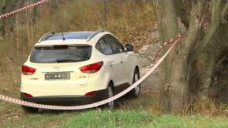 Тест-драйв Nissan Qashqai vs Hyundai Tucson ix35