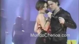 """Chenoa & David Bisbal """"Escondidos"""""""