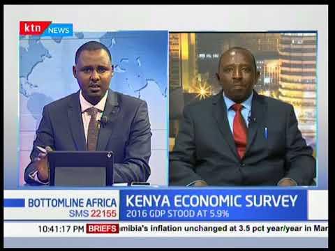Bottomline Africa:Kenya Economic Survey