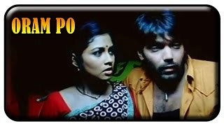 Oram Po Tamil Movie - Arya and Pooja Romantic Scene