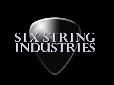 Six String Industries - Learn Guitar Online
