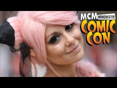 MCM Manchester Comic Con 2016 - Music Video